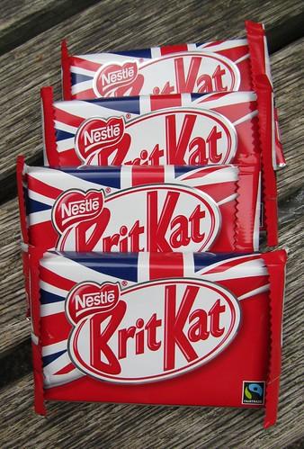 Brit Kat (Kit Kat)
