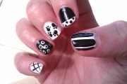 simple and easy diy nail art
