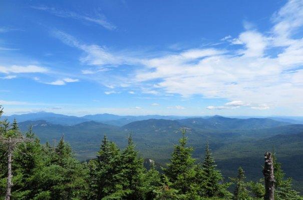 Passaconaway View Mt Washington