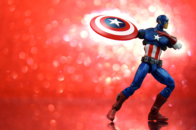 Universal Captain America from Flickr via Wylio