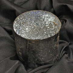 Distilled yttrium metal (Ames National Laboratory)