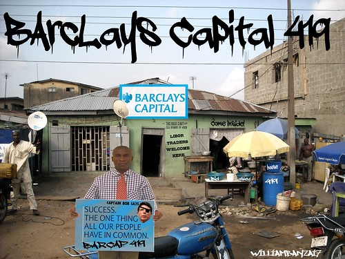 BARCLAY'S CAPITAL 419
