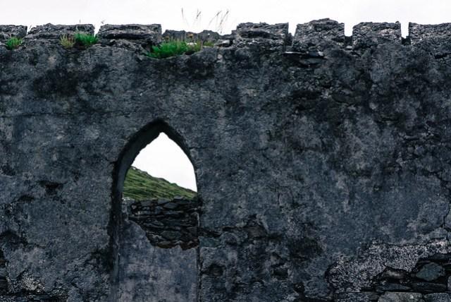 Inishshark's church