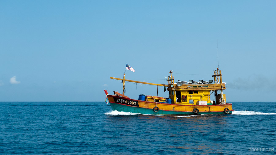 Paya Beach Tioman - 36