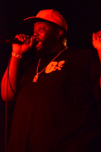 Killer Mike @ RNR Hotel w/ Killer Mike and Mr. Muthafuckin' eXquire July 15, 2012