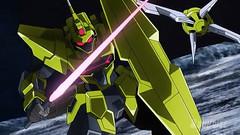 Gundam AGE 4 FX Episode 42 Girard Spriggan Youtube Gundam PH (48)