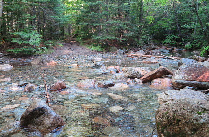 Whiteface Brook Crossing