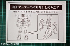 Gundam F91 1-60 Big Scale OOTB Unboxing Review (33)