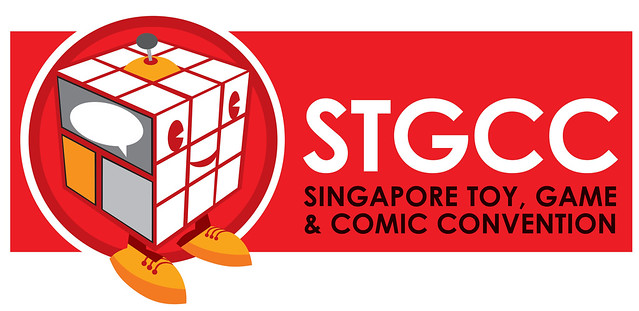 Singapore Toy, Game, and Comic Convention 2012