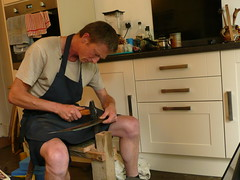 Peening in the kitchen