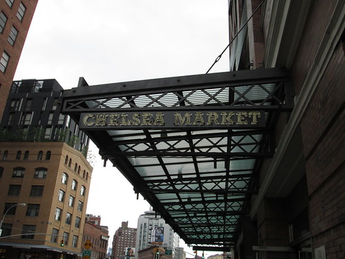 Chelsea Market, NYC. Nueva York