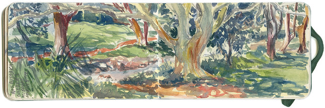 Sketchbook ~ National Botanical Gardens 2