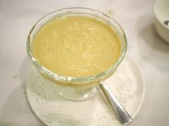 Durian pengat. Peramakan, Keppel Club