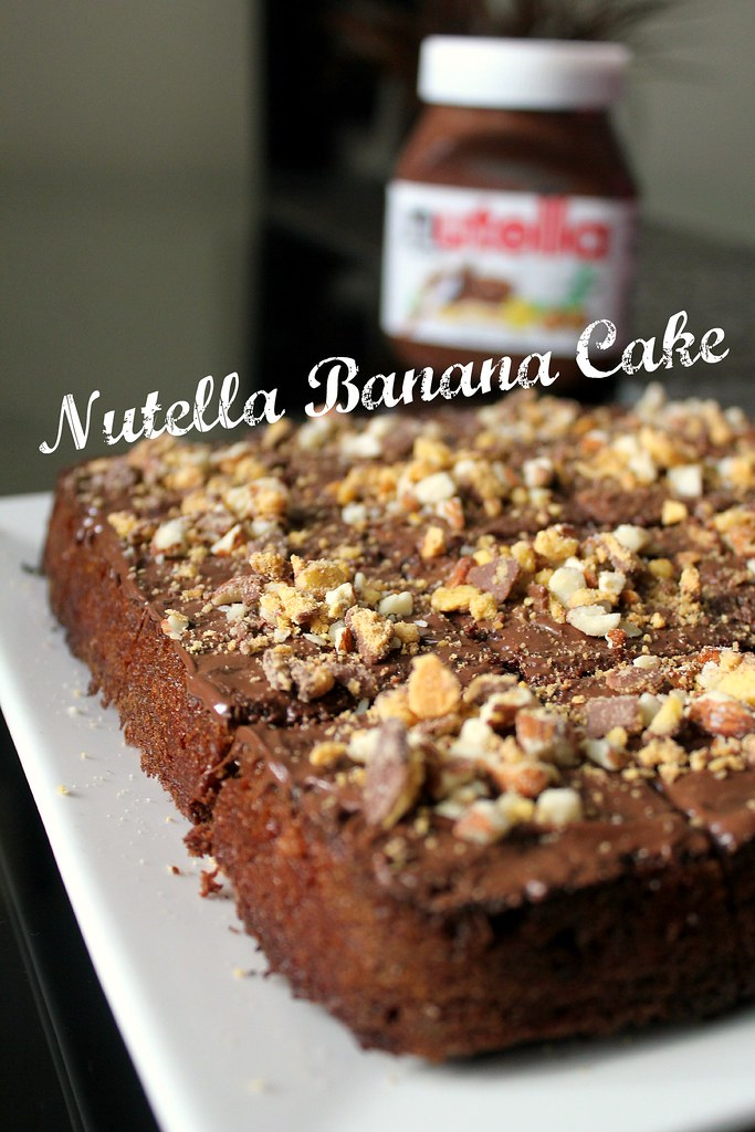 nutella banana