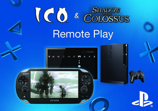 PS Vita Remote Play - Ico and Shadow of the Colossus Collection