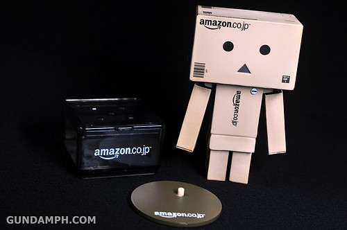 Revoltech Danboard Mini Amazon Box Version Review & Unboxing (10)