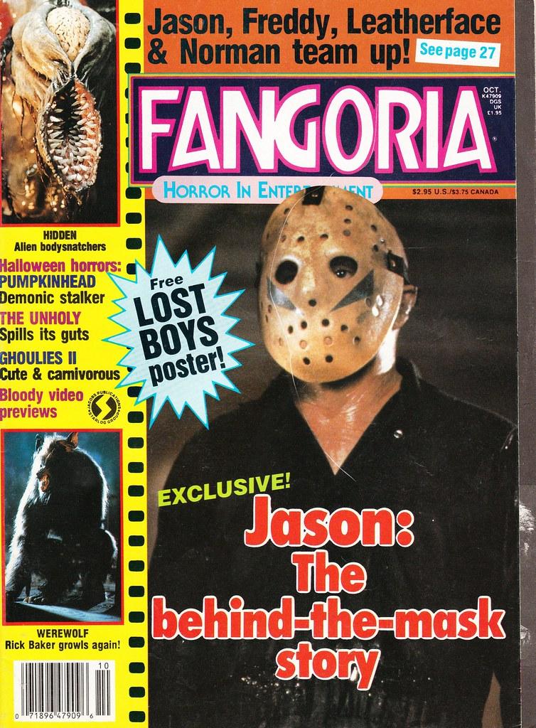 Fangoria #68 cover