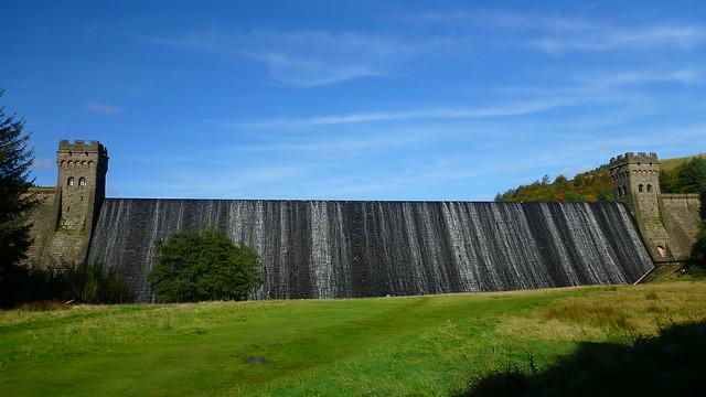 Upper Derwent Reservoir Dam