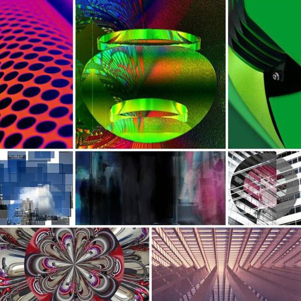 Top Examples Of Abstract Dazzlepix