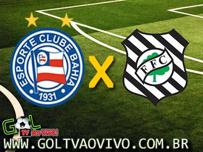 Assistir Bahia x Figueirense ao vivo 16h00 Campeonato Brasileiro