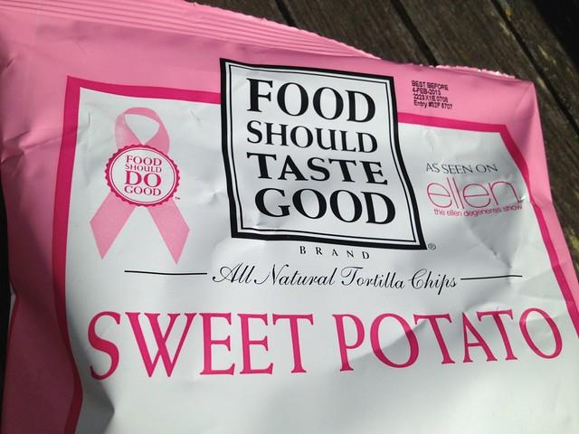 Foodie Penpals: September 2012