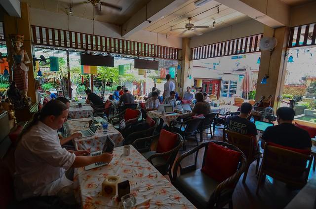 Thaild Bangkok work spot 1