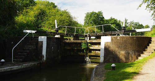 20120908-14_Lock Gates - Hatton Locks by gary.hadden