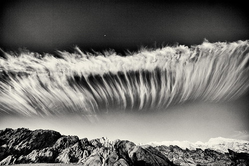 whitney cloud show by david haggard
