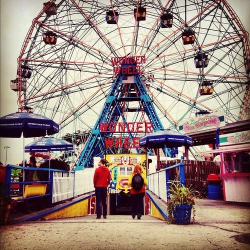 Wonder Wheel by Eleven ~