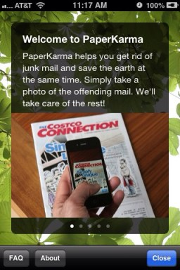 Paper Karma