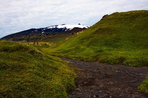 Snaefelljökull - The Glacier