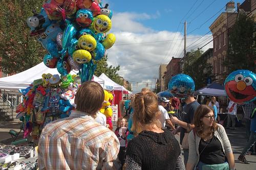 Lark Fest 2012, Albany NY