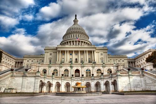Washington DC Capitol - HDR