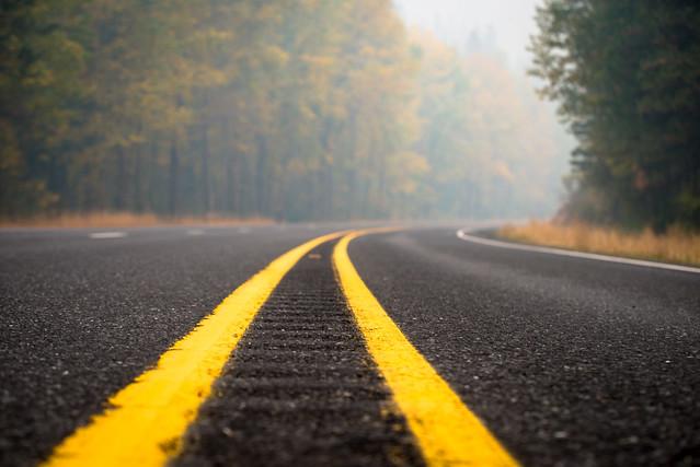 Smokey road