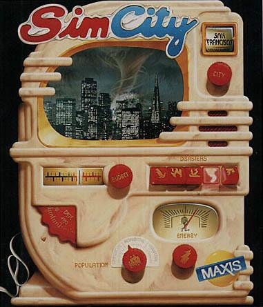 Happy 23rd Birthday SimCity!!!