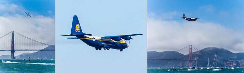 """The Lockheed-Martin C-130 Hercule, """"Fat Albert"""""""