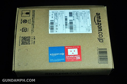 Revoltech Danboard Mini Amazon Box Version Review & Unboxing (1)