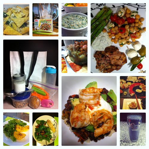 Clean Eats Collage