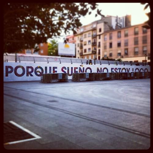 Por que sueño no estoy loco #zaragoza #igerszgz by rubenlacasa::2012