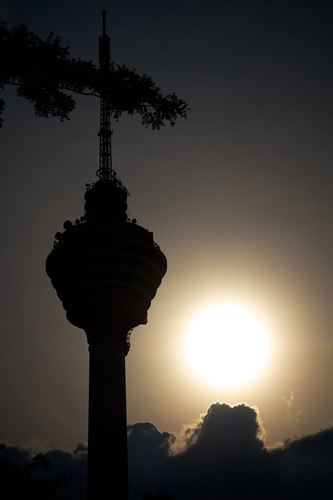 KL Tower SunSet