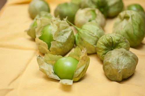 Roasted Tomatillo Salsa (1 of 6)