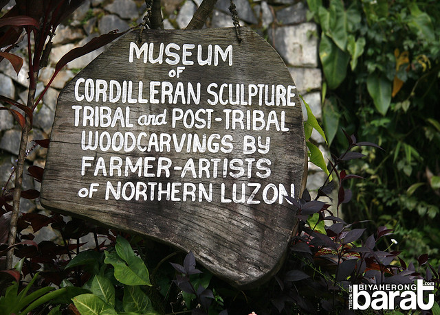 Museum of Cordilleran sculpture tribal and post-tribal woodcarvings by farmer-artist of northern luzon