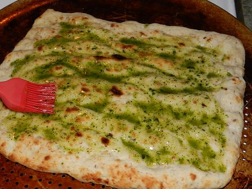 Pesto, Tomatoe & Feta Pizza (7)
