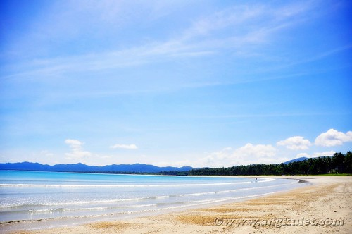 Beach 1, Long Beach, San Vicente, Palawan