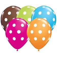 polkadotballoons