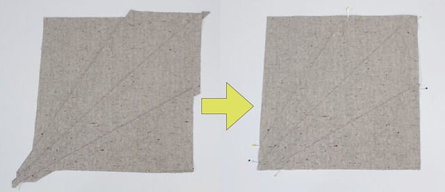 pleated bundt pillow tutorial