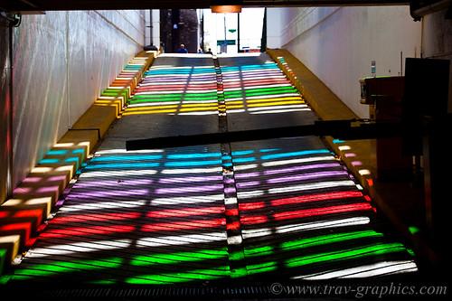 rainbow ramp