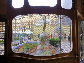 Casa Batlló Gaudi Barcelona-022