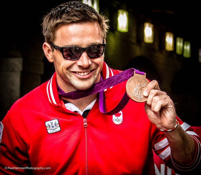 Mark's Medal by Paul Henman
