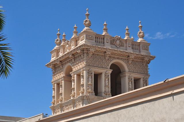 museum rooftop